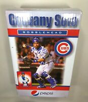 """New Geovany Soto Bobblehead Pepsi Chicago Cubs 7"""""""