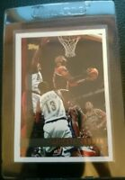 1997 98 TOPPS #123 MICHAEL JORDAN CHICAGO BULLS HOF NM-MT