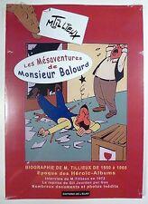 Tillieux Monsieur Balourd Neuf sous blister