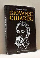 GIOVANNI CHIARINI - C.Gizzi [Solfanelli 1981]