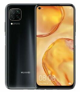 "Huawei P40 lite 4G Dual SIM 128GB 6GB 6.4"" 48MP Kirin 810 Phone USAFreeship"