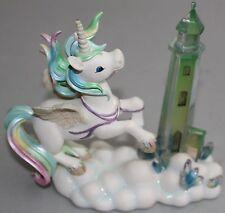 "Unicorn Figurine ""The Guiding Light""; The Hamilton Collection (#0926)"