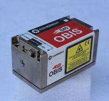 COHERENT OBIS 640Nm LX Continuous Wave Laser Head Module 100mW 1185055