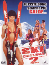 Ski School 2 NEW PAL Cult DVD David Mitchell Dean Cameron Heather Campbell