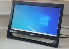 """ASUS ET2012IGTI 20"""" 8GB RAM 2.90 GHZ 500GB HDD WIN 10 PRO ALL-IN-ONE PC"""