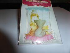 Cancellare Rubber Stamp 3 Gatti, Orologio Ideale per Card Making