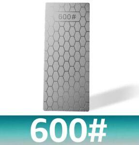 600# Diamond Plate Knife Sharpening Ultra-thin Honeycomb Grindstone Whetstone