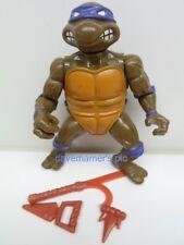 Teenage Mutant Ninja Turtles TMNT 1988 Original DON #2 Action Figure incomplete