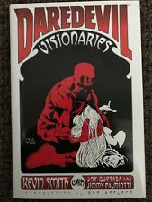 Daredevil Visionaries Kevin Smith HC Limited Signed Edition #1-1ST 1999 NM