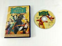 DVD Disney VF  Mulan 2 La mission de l empereur Losange n°77  Envoi rapide suivi