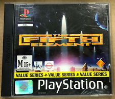 The Fifth Element (Sony Playstation 1, 1998)