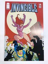 Invincible #14 NM+ First Printing Robert Kirkman Image Comics 2003 CARTOON SOON