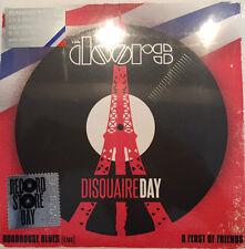 RSD Doors Roadhouse Blues Live Morrison White vinyl 45 OOP.
