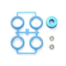 Tamiya 54473 Rc Special Wheelie Roller Set - Blue