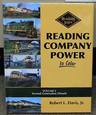 MORNING SUN BOOKS - READING COMPANY POWER In Color - Volume 2 - HC 128 Pages