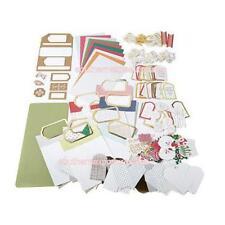 Anna Griffin Cuttlebug Festive Flips Card Making Kit & Cutting Dies Hard To Find