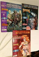 Story Teller Vol. 1, 3,4 Bary Windsor-Smith - Famous for Conan