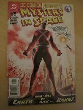 DC COMICS PRESENTS : MYSTERY IN SPACE 1. GREAT REIMAGINING OF A CLASSIC.DC. 2004