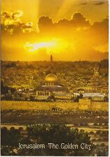 JERUSALEM - THE GOLDEN CITY - GERUSALEMME (ISRAELE)