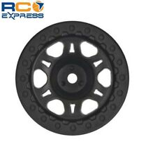 Pro-Line Split Six 2.2/3.0 1pc Rear Wheel Black (2) PRO2721-02