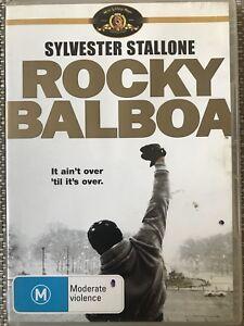 ROCKY BALBOA DVD R 4