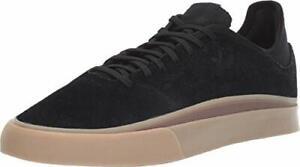 Adidas Men's Sabalo Sneakers, Core Black/Gum