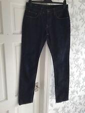 Tommy Hilfiger Mens Hudson Straight Fit Blue Stretch Jeans Size Waist 32 Leg 34