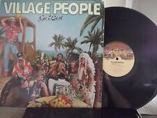 VILLAGE PEOPLE GO WEST LP ON CASABLANCA RECORDS IN THE NAVY....