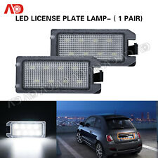 For Jeep Grand Cherokee Compass Patriot Fiat 500 Dodge LED License Plate Light
