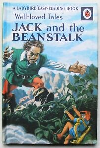 Ladybird Book – Jack and the Beanstalk – Well Loved Tales 606D – 2016 -  Mint