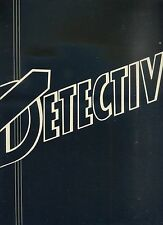 DETECTIVE same GERMAN 1977 EX+ LP