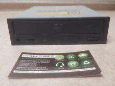HP DVD CD-ROM Black IDE Drive LTD-163 16X Max DVD 40X Max CD-ROM 06Y078 TESTED!