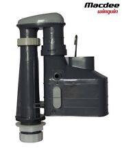 "9.5"" INCH Toilet WC Cistern Lever Type Macdee 3 Part Syphon Rapid Fit Flush Unit"