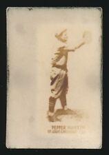 1933 R308 Tattoo Orbit Gum Surprise Photos -#150 PEPPER MARTIN (St Louis NL)