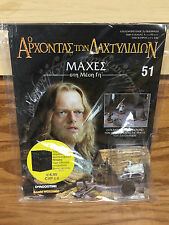 GAMLING ACTION FIGURE Battle Games LOTR Lord of the Rings Games Workshop #51
