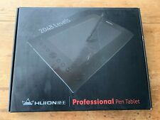 Huion Professional Pen Tablet 2048 Levels - box opened, never used