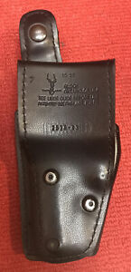 Safariland Glock 17/22 Holster 2518-83 15 99 Right Handed Black Leather