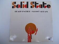Manny Albam - Brass On Fire - 1966 LP