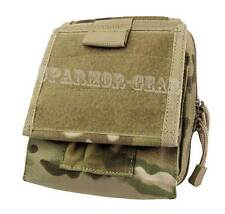 MULTICAM MOLLE Modular Tactical Map ID Admin Chart Pouch (CONDOR MA35)