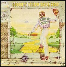 ELTON JOHN - GOODBYE YELLOW BRICK ROAD D/Remaster CD ~ 70's POP / ROCK *NEW*