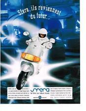 PUBLICITE ADVERTISING  1994  SFERA PIAGGIO    scooter