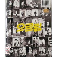 EXO XOXO [KISS Ver] 1st Album Repackage CD Photo Book K-POP Sealed