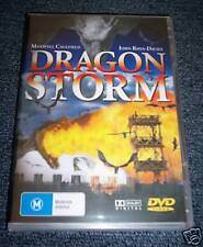 Dragon Storm – Maxwell Caulfield - R4 - NEW / SEALED