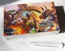 WoW Warcraft TCG Tomb of the Forgotten - Booster Display Box -  english OVP