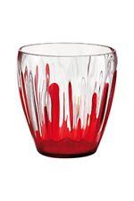 Guzzini Dekovase Mehrzweckbehälter SPLASH Kunststoff Rot 28430065