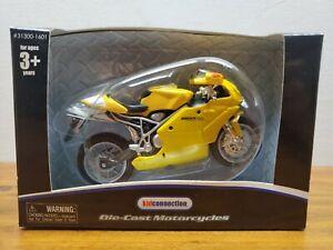 Ducati Testastretta 749s Die Cast Yellow