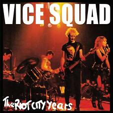 Vice Squad ‎– The Riot City Years (2016)  CD  NEW/SEALED  SPEEDYPOST