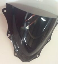 HONDA CBR 1000RR 2008-2011 DOUBLE BUBBLE SCREEN  IN BLACK