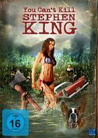 DVD - You can't kill Stephen King - (NEU & OVP)