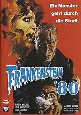 FRANKENSTEIN '80-DVD, UNCUT-RARITÄT-OOP-NEU&OVP